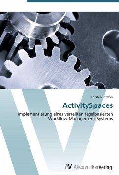 9783639402919 - Straßer, Torsten: ActivitySpaces - Buch