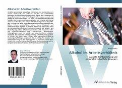 9783639401073 - Schrader, Jens: Alkohol im Arbeitsverhältnis - Buch