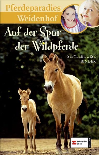 Buch-Reihe Pferdeparadies Weidenhof von Sibylle L. Binder