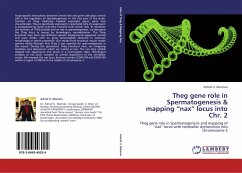Theg gene role in Spermatogenesis & mapping nax locus into Chr. 2