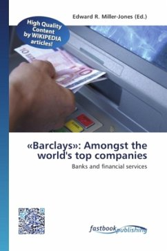 «Barclays»: Amongst the world's top companies