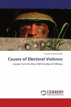 causes of electoral violence pdf