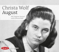 August, 1 Audio-CD - Wolf, Christa