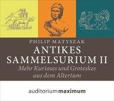 Antikes Sammelsurium, 1 Audio-CD