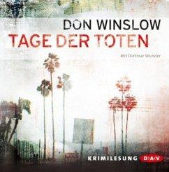 Tage der Toten / Art Keller Bd.1 (16 Audio-CDs) - Winslow, Don