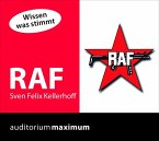 RAF, 1 Audio-CD