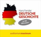 Deutsche Geschichte in 60 Minuten, 1 Audio-CD
