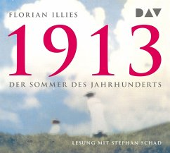 1913, 5 Audio-CDs - Illies, Florian