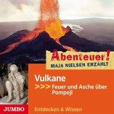 Vulkane, 1 Audio-CD