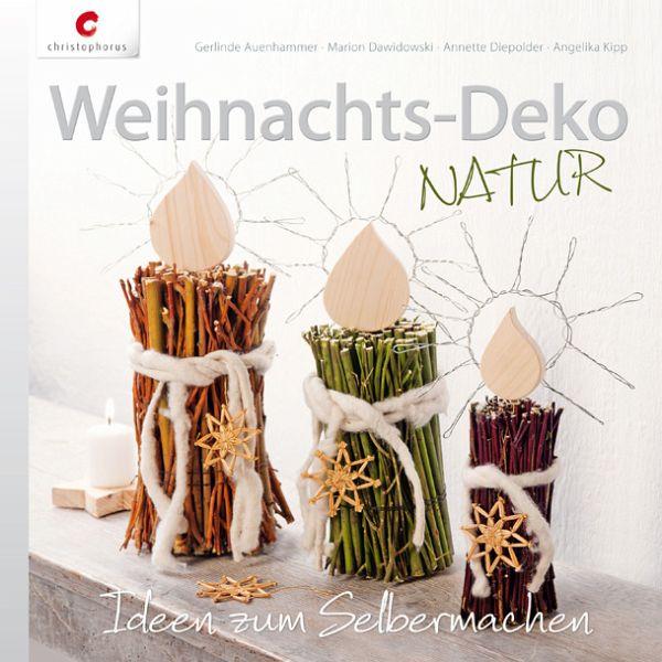 Weihnachts-Deko NATUR