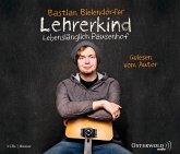 Lehrerkind, 3 Audio-CDs