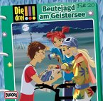 Beutejagd am Geistersee / Die drei Ausrufezeichen Bd.20