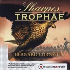 Sharpes Trophäe / Richard Sharpe Bd.8 (9 Audio-CDs)