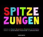Spitze Zungen, 1 Audio-CD