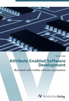 9783639403817 - Vasian Cepa: Attribute Enabled Software Development - Buch