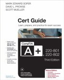 Comptia A+ 220-801 and 220-802 Cert Guide, Deluxe Edition [With DVD]