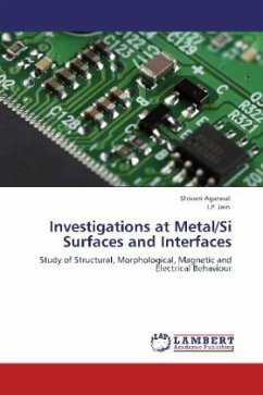 Investigations at Metal/Si Surfaces and Interfaces