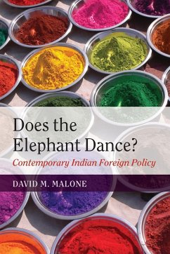 Does the Elephant Dance? - Malone, David M.