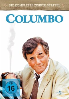Columbo - 10. Staffel DVD-Box - Falk,Peter