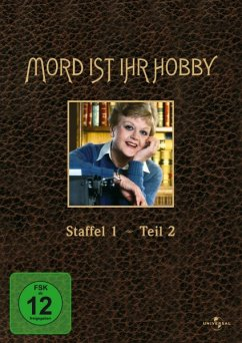 Mord ist ihr Hobby - Staffel 1.2 (3 Discs)