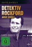 Detektiv Rockford - Anruf genügt - Season 3.1 DVD-Box