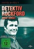 Detektiv Rockford: Anruf genügt - Season 4.1 DVD-Box