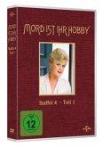 Mord ist ihr Hobby - Staffel 4.1 (3 Discs, OmU)