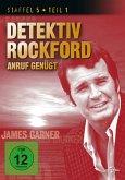 Detektiv Rockford - Anruf genügt - Season 5.1 DVD-Box