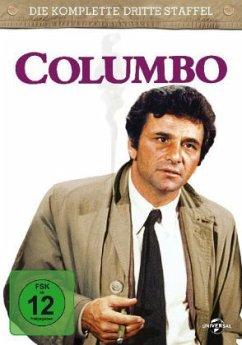 Columbo - 3. Staffel DVD-Box - Falk,Peter