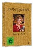 Mord ist ihr Hobby - Season 2.2 DVD-Box