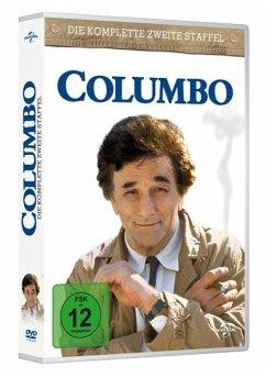 Columbo - 2. Staffel DVD-Box - Falk,Peter