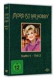 Mord ist ihr Hobby - Season 5.2 DVD-Box