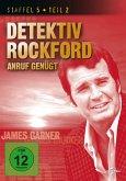 Detektiv Rockford: Anruf genügt - Season 5.2 DVD-Box