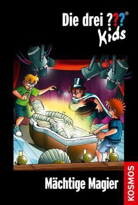 mächtige magier / die drei fragezeichen-kids bd.52 von boris pfeiffer portofrei bei bücher.de
