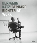 Benjamin Katz. Gerhard Richter at work
