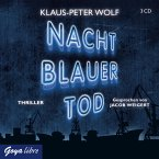 Nachtblauer Tod, 3 Audio-CDs