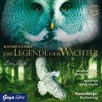 Die Flucht / Die Legende der Wächter Bd.8 (3 Audio-CDs)