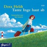 Tante Inge haut ab, 3 Audio-CDs