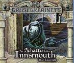 Der Schatten über Innsmouth / Gruselkabinett Bd.66/67 (2 Audio-CDs)