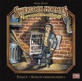 Sherlock Holmes - Spurlos verschwunden