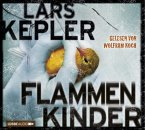 Flammenkinder / Kommissar Linna Bd.3 (6 Audio-CDs)
