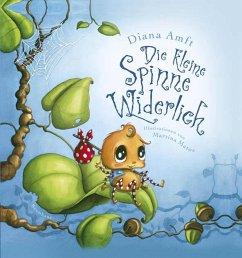 Die kleine Spinne Widerlich Bd.1 - Amft, Diana; Matos, Martina