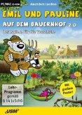 Emil und Pauline auf dem Bauernhof 2.0 - Lernspiele für die Vorschule