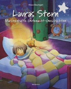 Märchenhafte Gutenacht-Geschichten / Lauras Stern Gutenacht-Geschichten Bd.8 - Baumgart, Klaus
