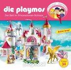 Der Ball im Prinzessinnen-Schloss / Die Playmos Bd.34 (1 Audio-CD)