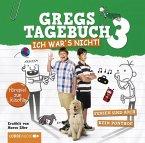 Ich war's nicht! / Gregs Tagebuch Bd.4 (Audio-CD)