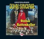 Stellas Rattenkeller / Geisterjäger John Sinclair Bd.79 (1 Audio-CD)