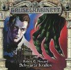 Schwarze Krallen / Gruselkabinett Bd.70 (1 Audio-CD)