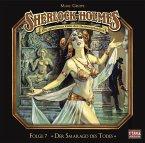 Sherlock Holmes - Der Smaragd des Todes, 1 Audio-CD