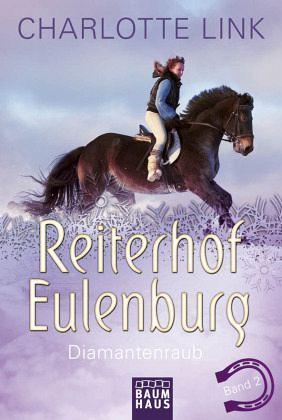 Buch-Reihe Reiterhof Eulenburg von Charlotte Link